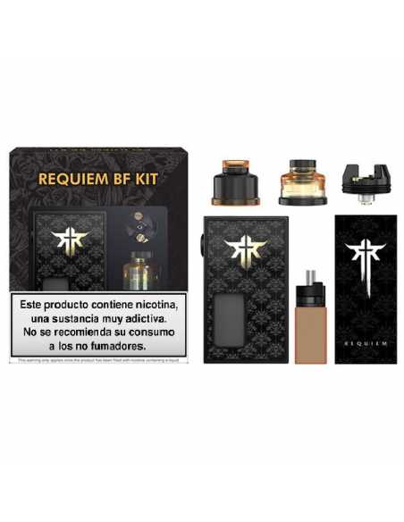 Vandy Vape Requiem BF Kit by El Mono Vapeador