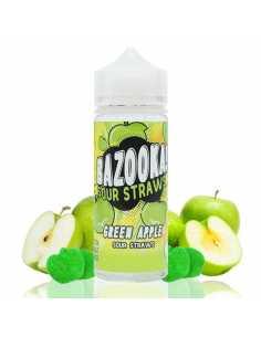 Bazooka Sour Straws Green...