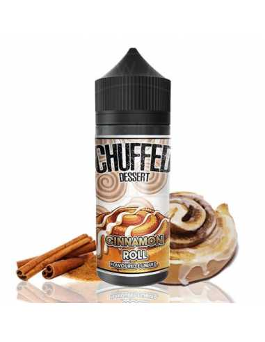 Chuffed Dessert Cinnamon Roll 100ml