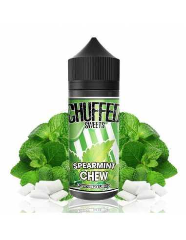 Chuffed Sweets Spearmint Chew 100ml