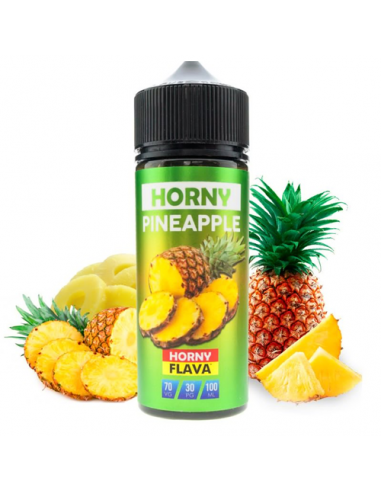 Horny Flava Horny Pineapple 100ml