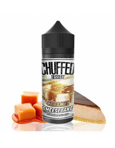 Chuffed Dessert Caramel Cheesecake 100ml