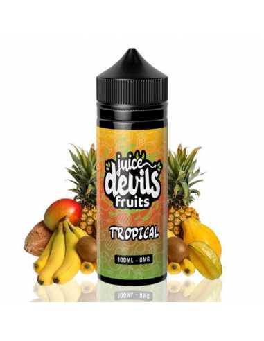 Juice Devils Tropical Fruits 100ml