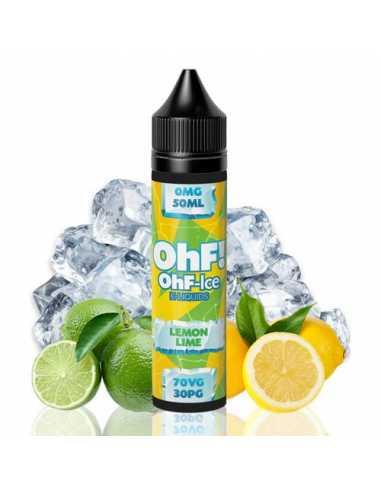 OHF Ice Lemon Lime 50ml