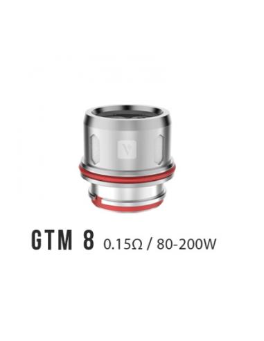 Vaporesso -Resistencia GTM 8 0.15 ohm