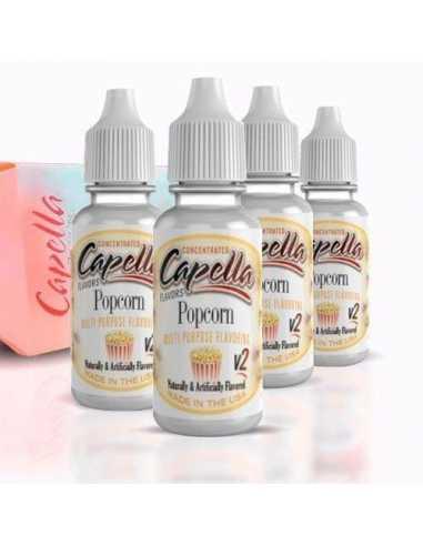 Capella Flavors Aroma Popcorn V2 13ml