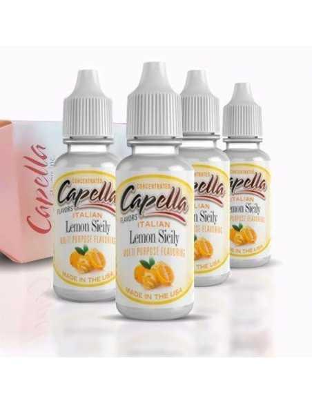 Capella Flavors Aroma Italian Lemon Sicily 13ml
