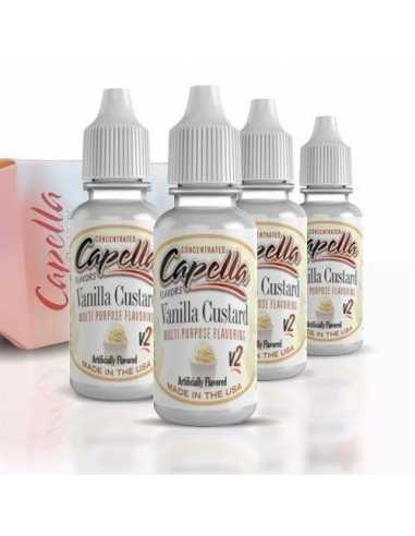 Capella Flavors Aroma Vanilla Custard V2 13ml